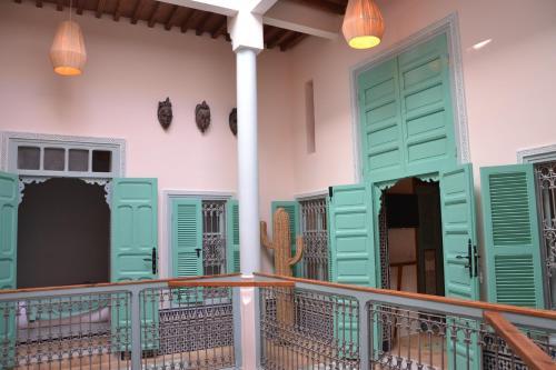 Riad Louane, Rabat