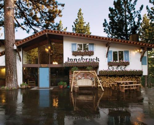 Innsbruck Lodge, Mono