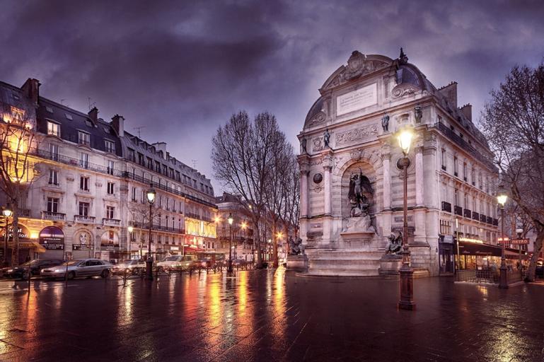 Grand Hotel des Balcons, Paris