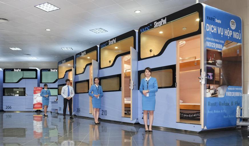 VATC SleepPod Terminal 2, Sóc Sơn