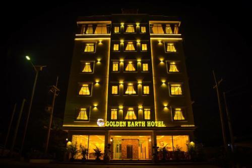 Golden Earth Hotel, Myawady