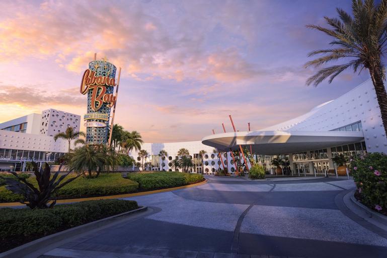 Universal's Cabana Bay Beach Resort, Orange
