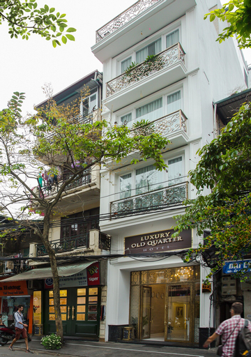 Luxury Old Quarter Hotel, Hoàn Kiếm
