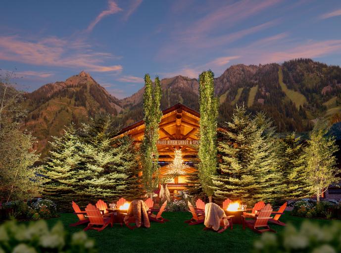 Snake River Lodge & Spa, Teton