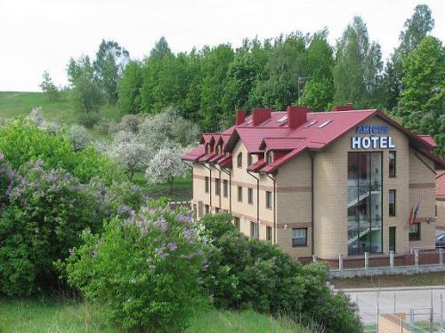 Amicus Hotel, Vilniaus
