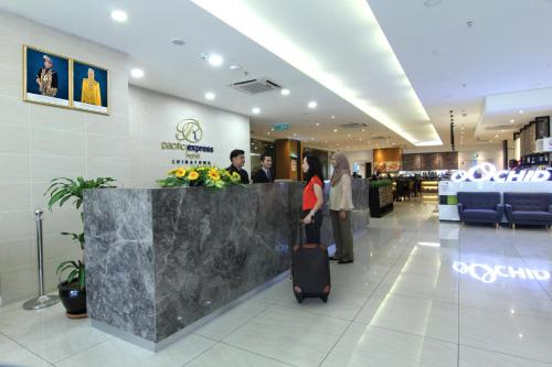 Pacific Express Hotel City Centre, Kuala Lumpur
