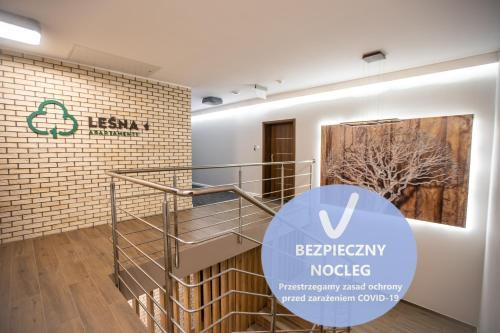 Apartamenty Lesna 1, Zielona