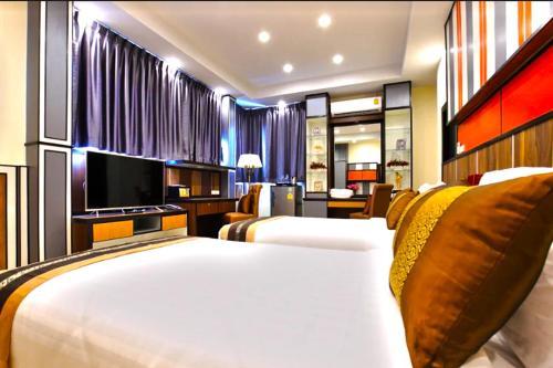 Grand Parazo Hotel Suvarnbhumi Airport, Bang Bo