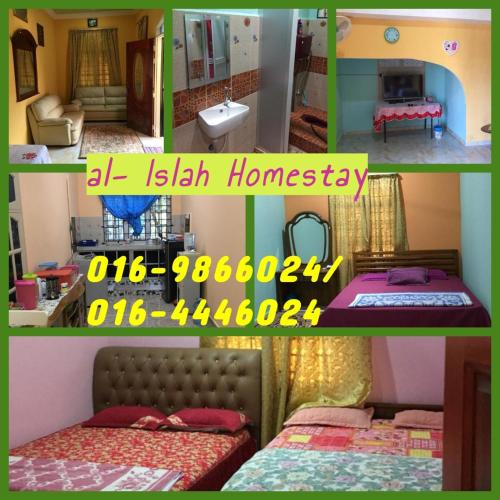 Al Islah homestay, Besut