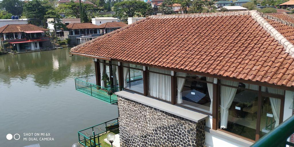 Villa Pinggir Danau Puncak for 30 pax, Cianjur