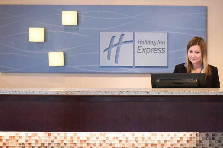 Holiday Inn Express Wenatchee, Chelan