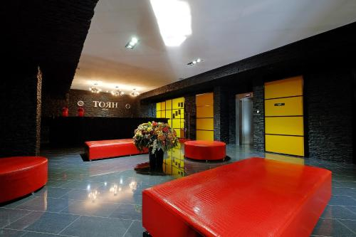 Hotel Toyan, Tomskiy rayon