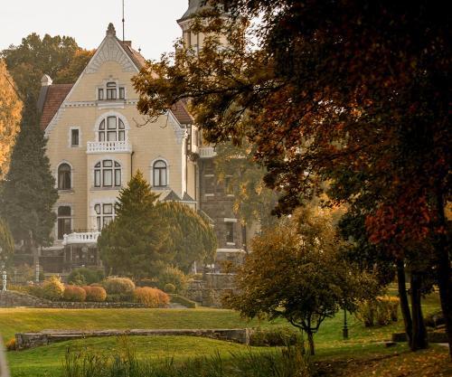 Hotel Bursztynowy Palac, Koszalin