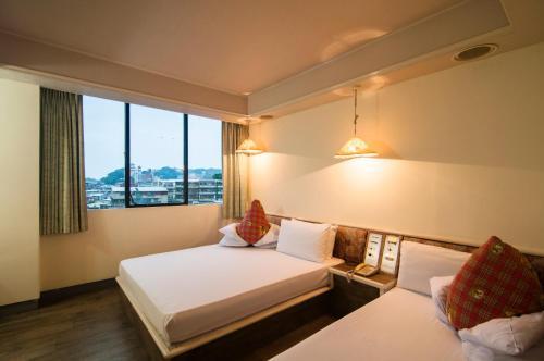 Dahua Hotel, Keelung