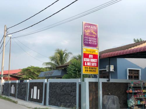 Villa Ungu Homestay, Kota Bharu