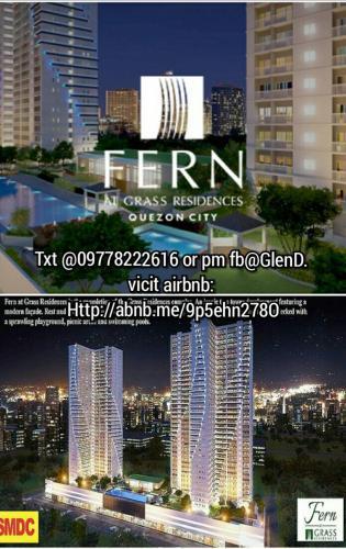 SM North FERN@GRASS RESIDENCES, Quezon City