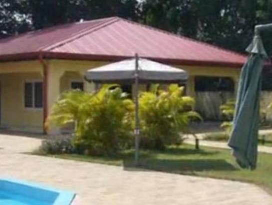 Kekemba Resort Paramaribo, Blauwgrond