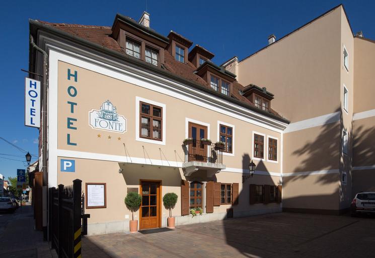 Fonte Hotel, Győr