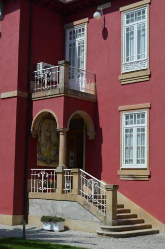 Casa Vermelha, Vila Nova de Foz Côa