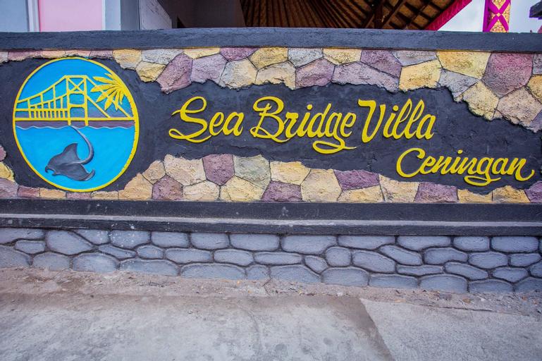 Sea Bridge Villa Ceningan, Klungkung