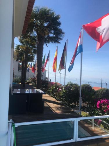 The Flaghouse, Calheta