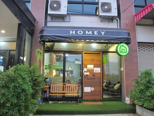 HOMEY-Donmueang Hostel, Don Muang