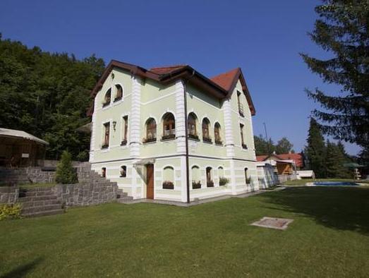Penzión Zlatý Jelen, Košice I