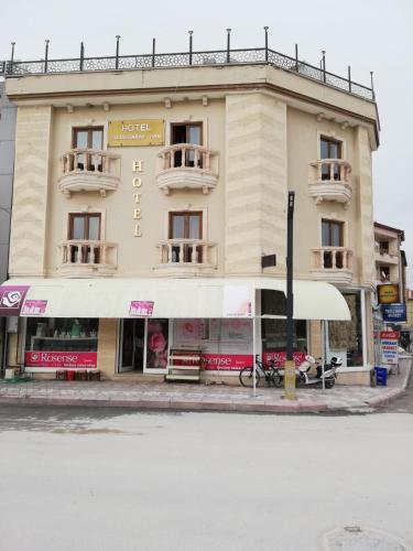 Hotel Sultansaray Han, Merkez