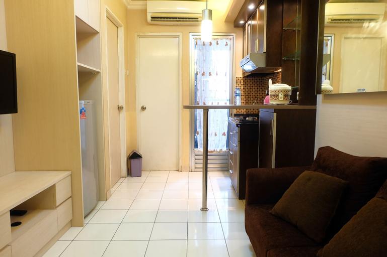 with Access to Shopping Center at Kalibata Apartment, Jakarta Selatan