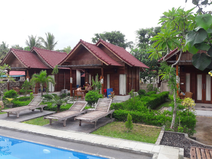Timbool Bungalow, Klungkung