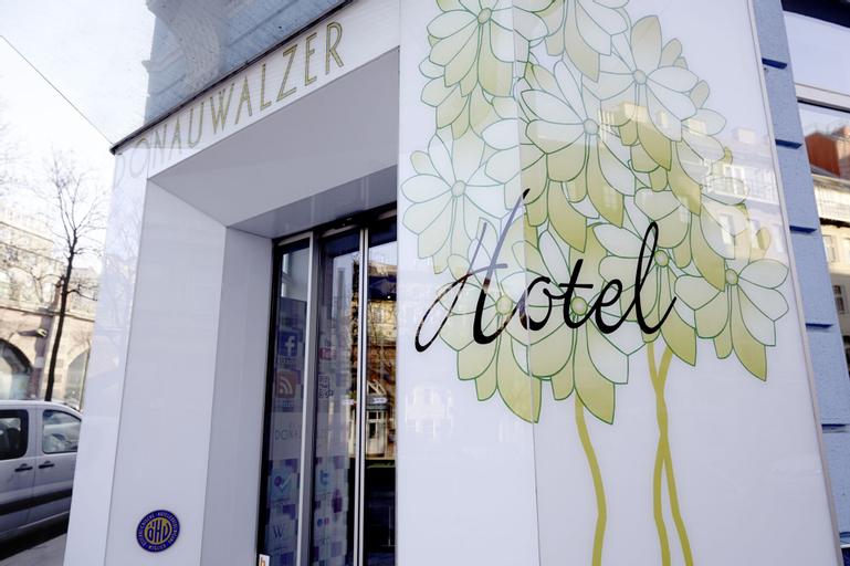 Boutique Hotel Donauwalzer, Wien