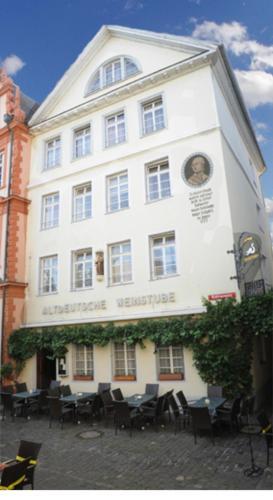 Historisches Hotel Schwan, Mainz
