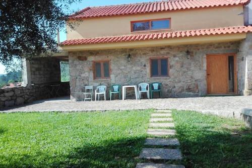 Holiday home Cossourado, Paredes de Coura