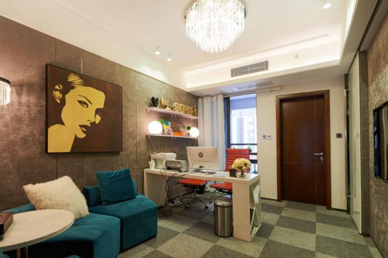 Shen Gang Executive Apartment-Long Hua, Shenzhen
