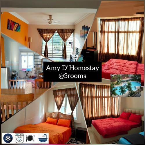 Amy D' Homestay (near beach), Port Dickson
