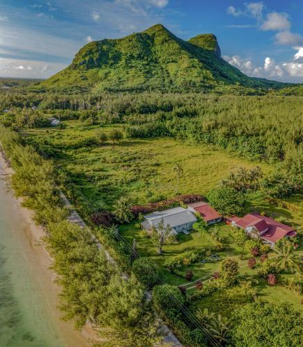 Tavaetu Guesthouse by Tubuai Plongee,