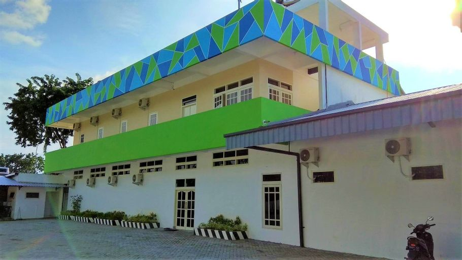 Kokonut Guesthouse, Surabaya