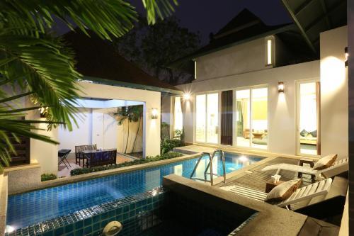 AnB Private poolvilla with Cozy2BR close to Jomtien beach, Sattahip