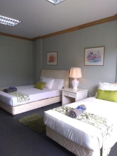 Deluxe Family Hotel Room at Selesa Resort, Bentong