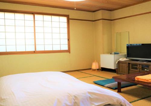 Bayside Hotel Ryugu / Vacation STAY 63718, Anan