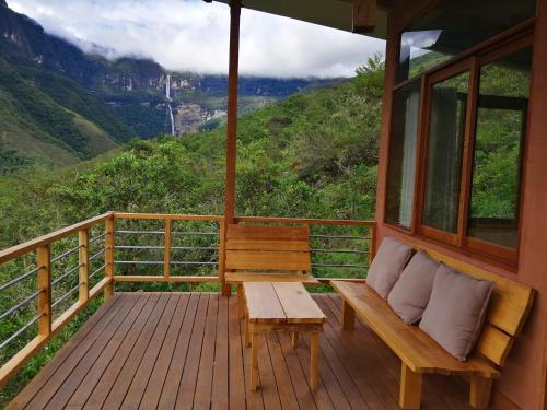 Goctamarca Lodge, Bongará