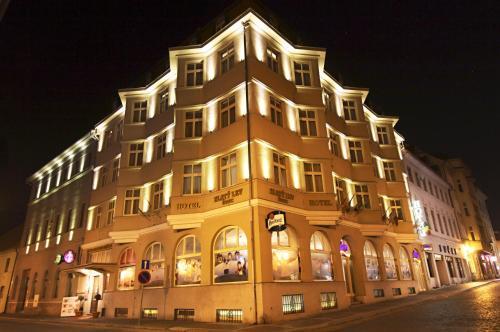 Hotel Zlaty Lev Zatec, Louny