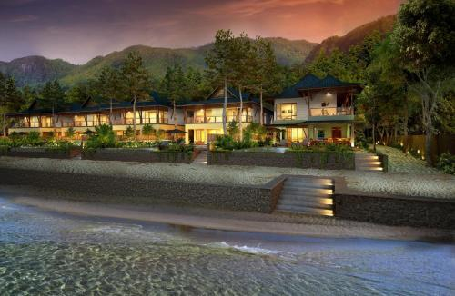 JA Enchanted Waterfront Villas Seychelles,