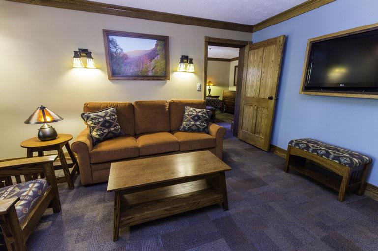 Zion Lodge - Inside The Park, Washington