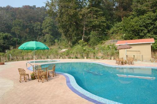 GenX Corbett Tiger Den Resort, Nainital
