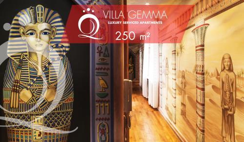 The Queen Luxury Apartments - Villa Gemma, Luxembourg