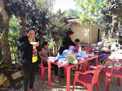 RENTA DE CABANAS, Centro Ecoturistico Rural Sustentable Labor San Jose, San Cristóbal de las Casas