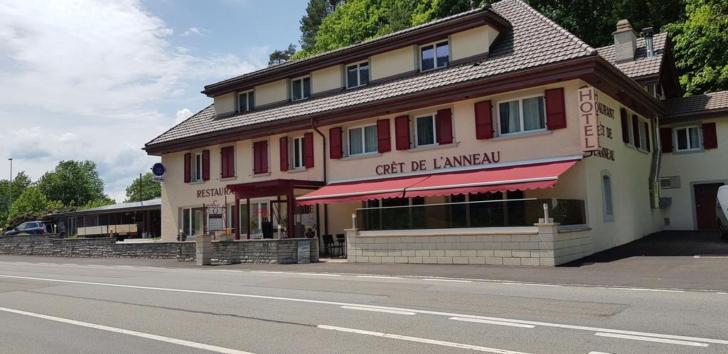 Hôtel - Grill Crêt de l'Anneau, Val-de-Travers