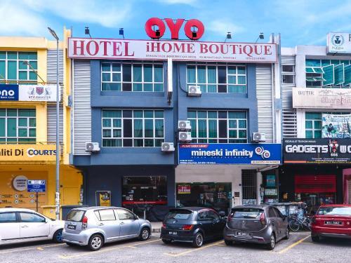 OYO 421 iHome Boutique Hotel, Kuala Lumpur