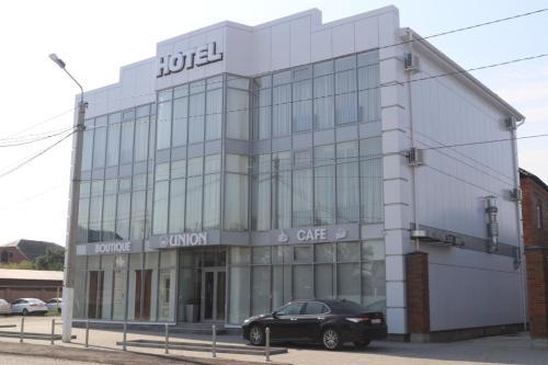 Union Hotel Grozny, Groznyy